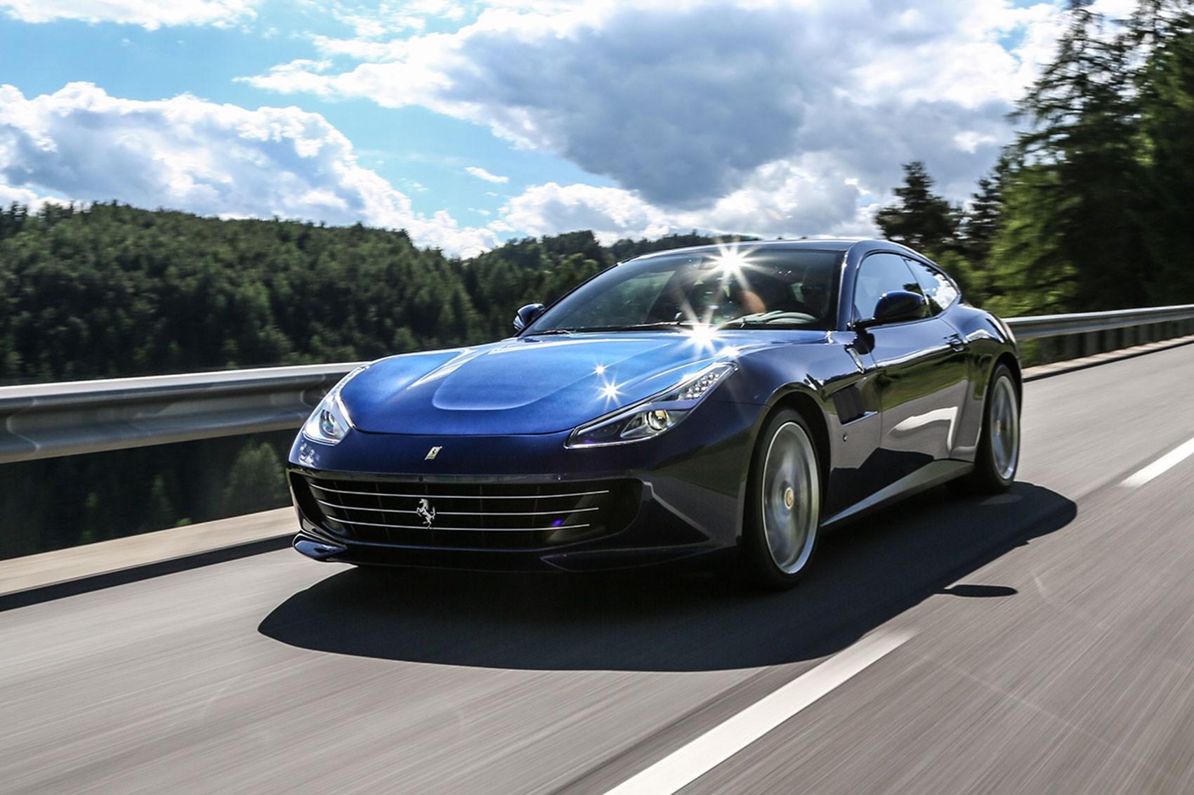 Ferrari Gtc4lusso 2016 Review Car Magazine