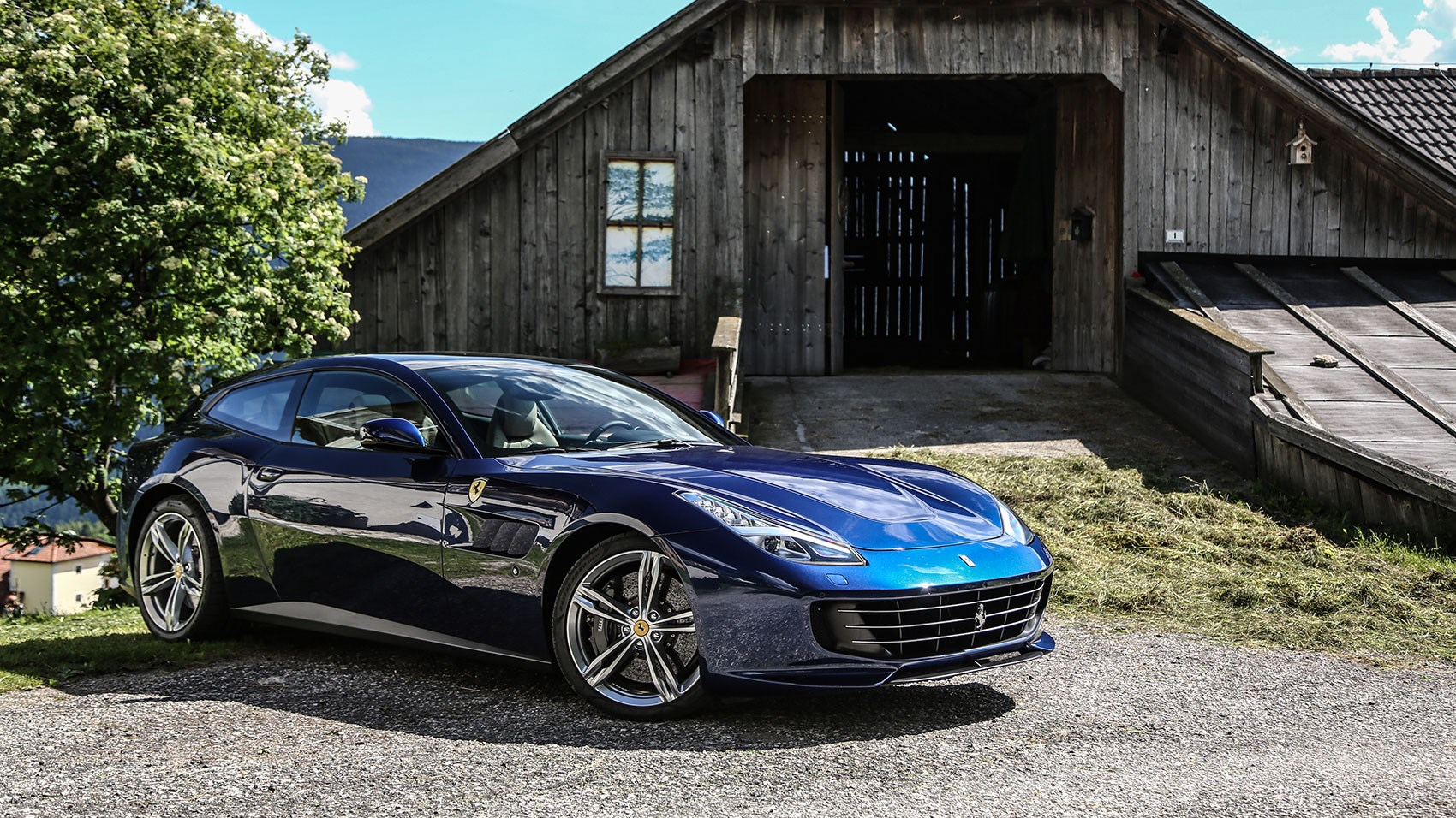 Ferrari Gtc4lusso 2016 Review Car Magazine