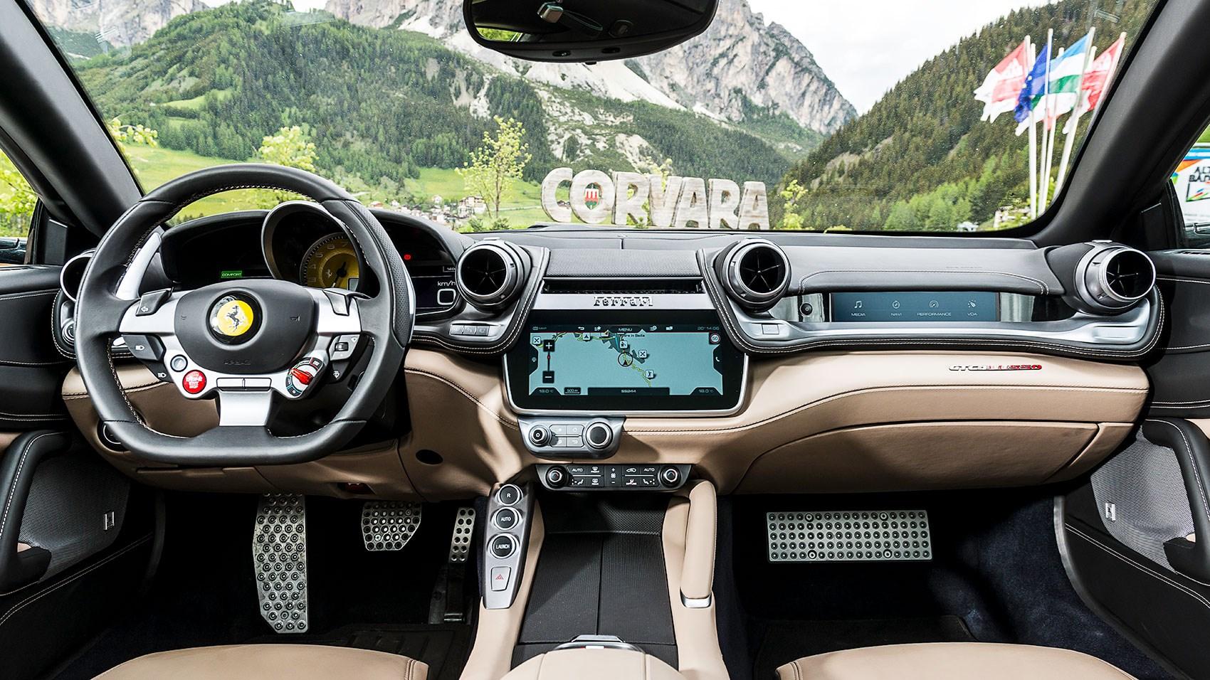 Ferrari Gtc4lusso 2016 Review By Car Magazine