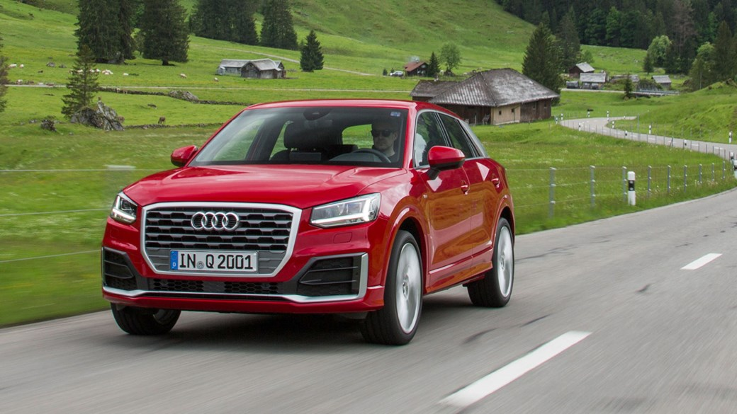 Audi q2 16 tdi sport 2016 review by car magazine a squashed q3 we test the new 2016 q2 sciox Gallery