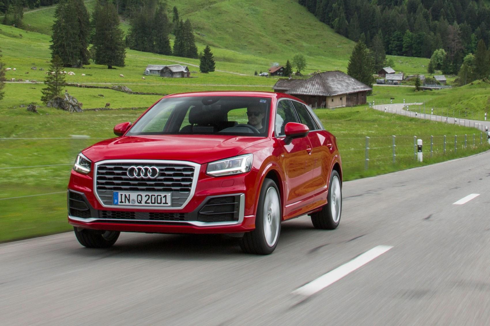 Audi arlington service specials
