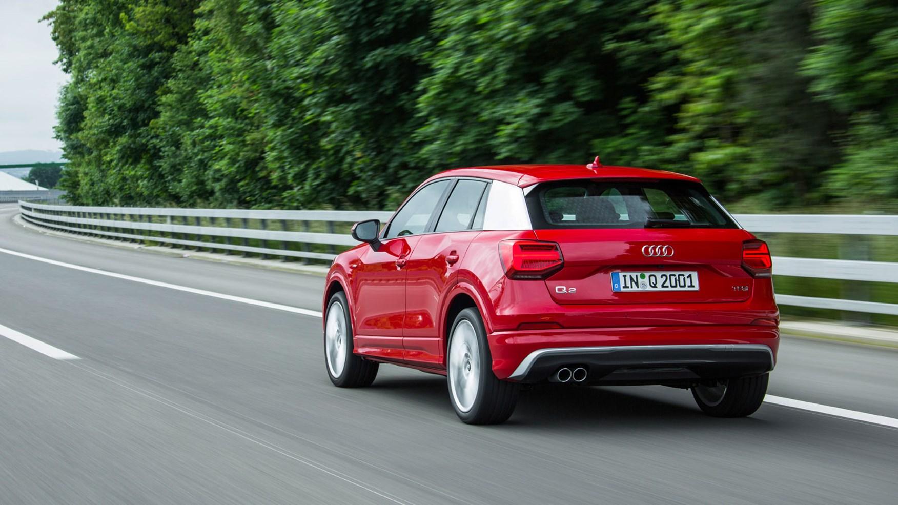 Audi q3 lease deals