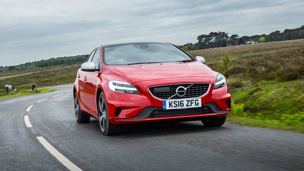 Volvo V40 D3 R-Design (2016) review | CAR Magazine