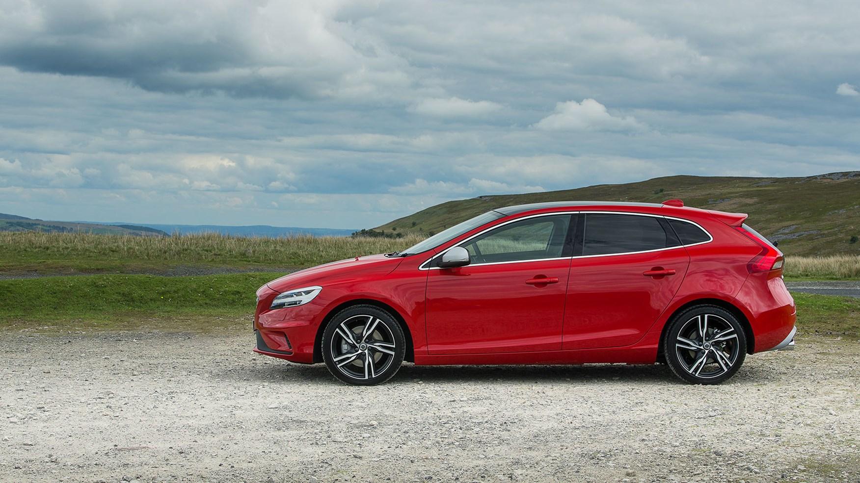 Volvo V40 D3 R Design 2016 Review By Car Magazine