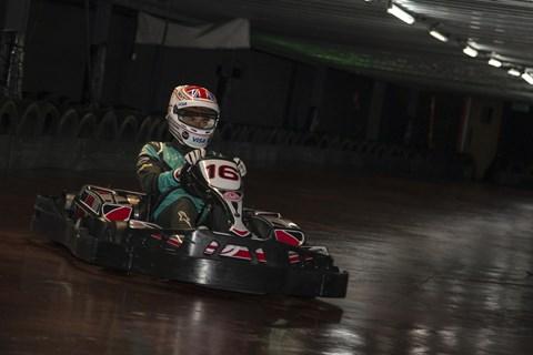 NextEV karting