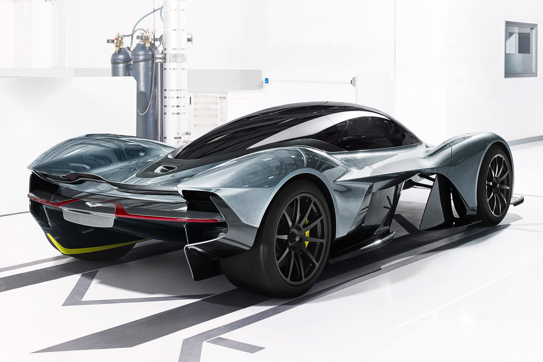 ride of the valkyrie aston martin reveals hypercar s tweaked design by car magazine