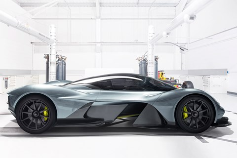 Aston Martin/Red Bull Racing AM-RB 001