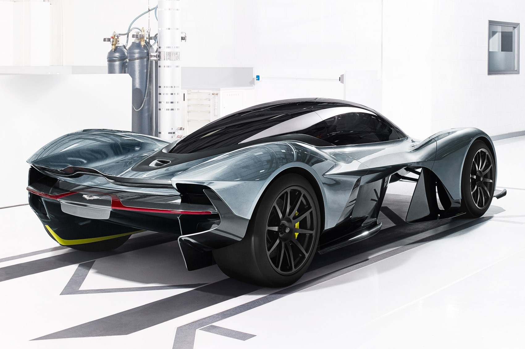 Ride Of The Valkyrie Aston Martin Reveals Hypercar S Tweaked Design