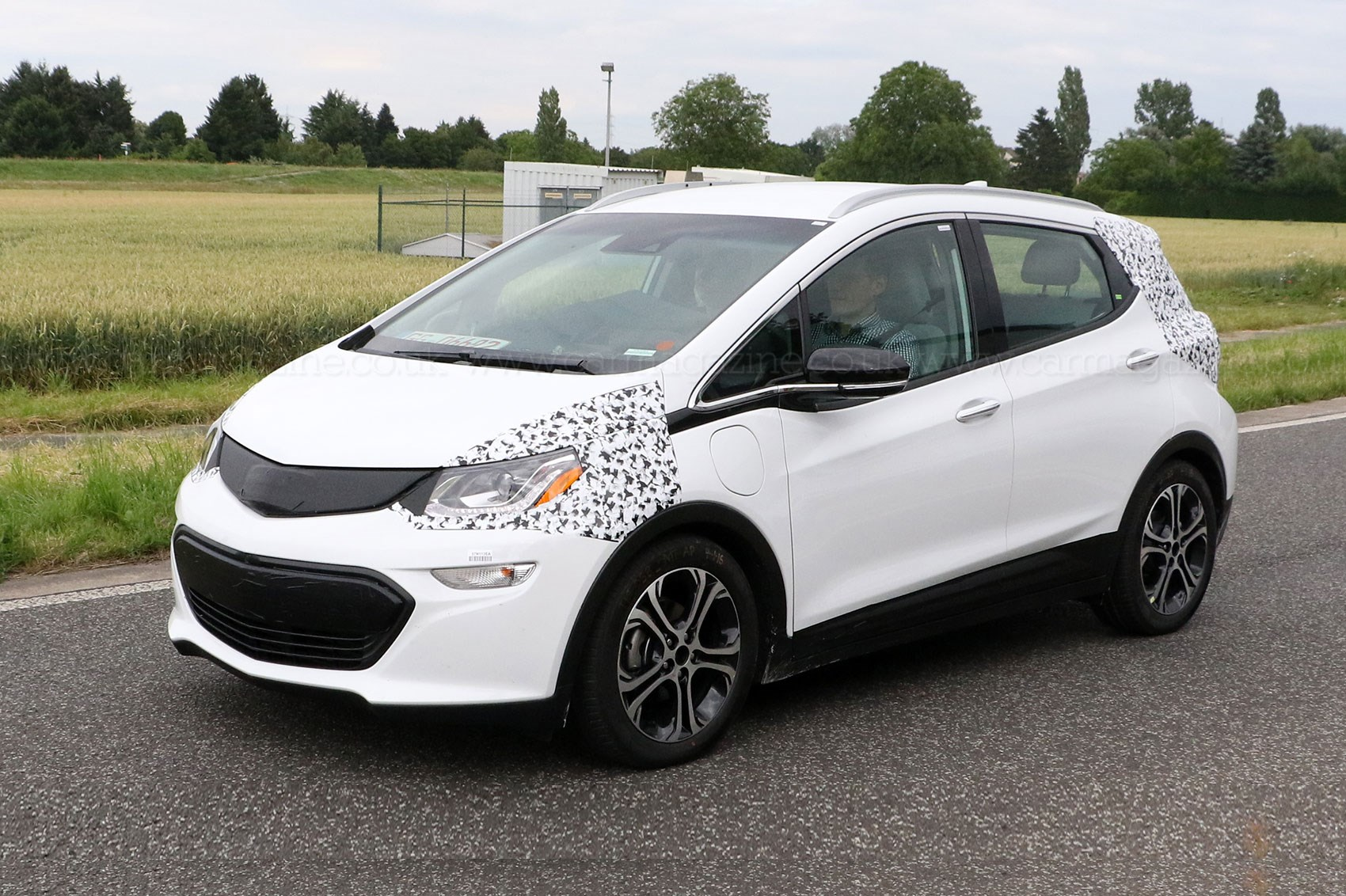 Opel Ampera E Plugs Away At Testing Before 2017 Launch By
