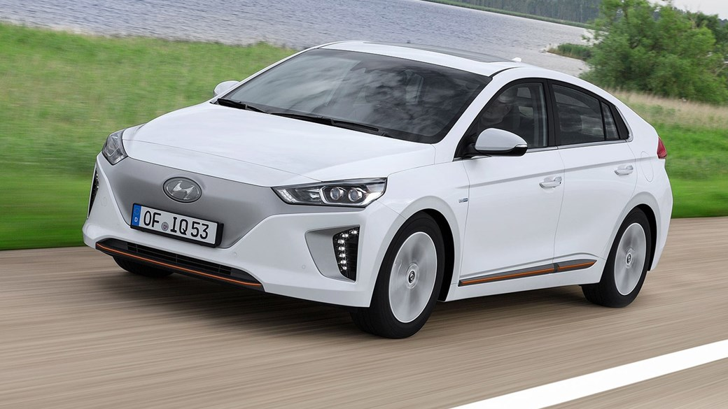 Image result for hyundai ioniq electric