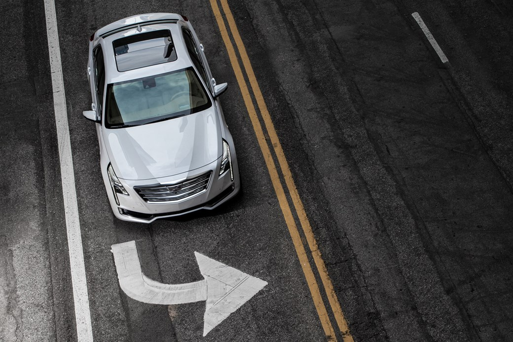 All Seeing Eye Cadillac Launches Camera Based Security System Car