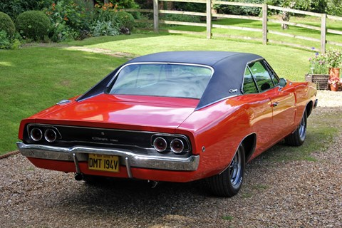 1968 Dodge Charger long-term test