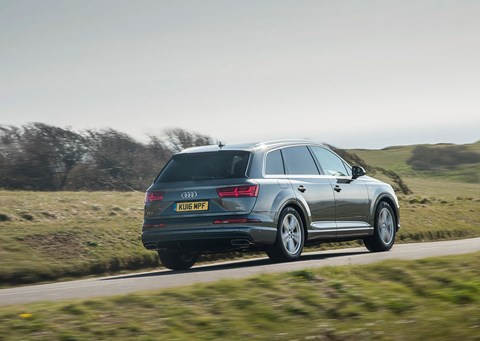 The CAR magazine Audi Q7 3.0 TDI