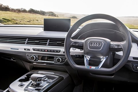 2016 Audi Q7 long-term test