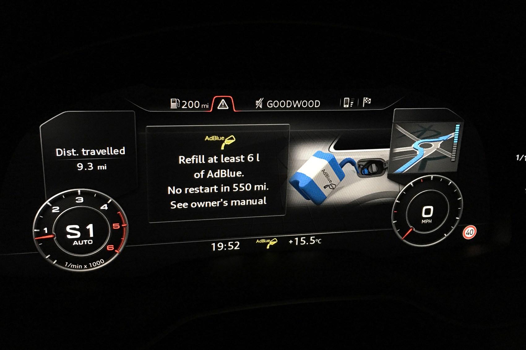 ... Audi Q7 We tested the 3.0 TDI Q7
