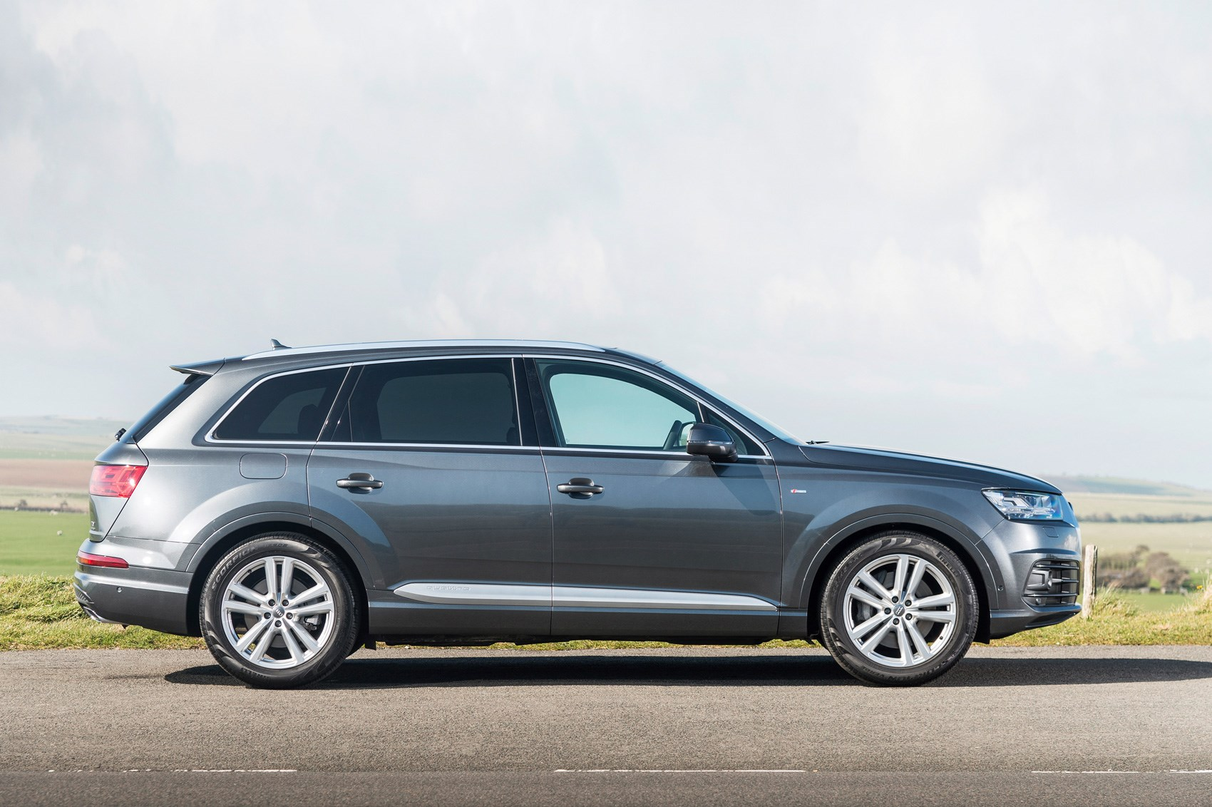 2016 Audi Q7 Long Term Test