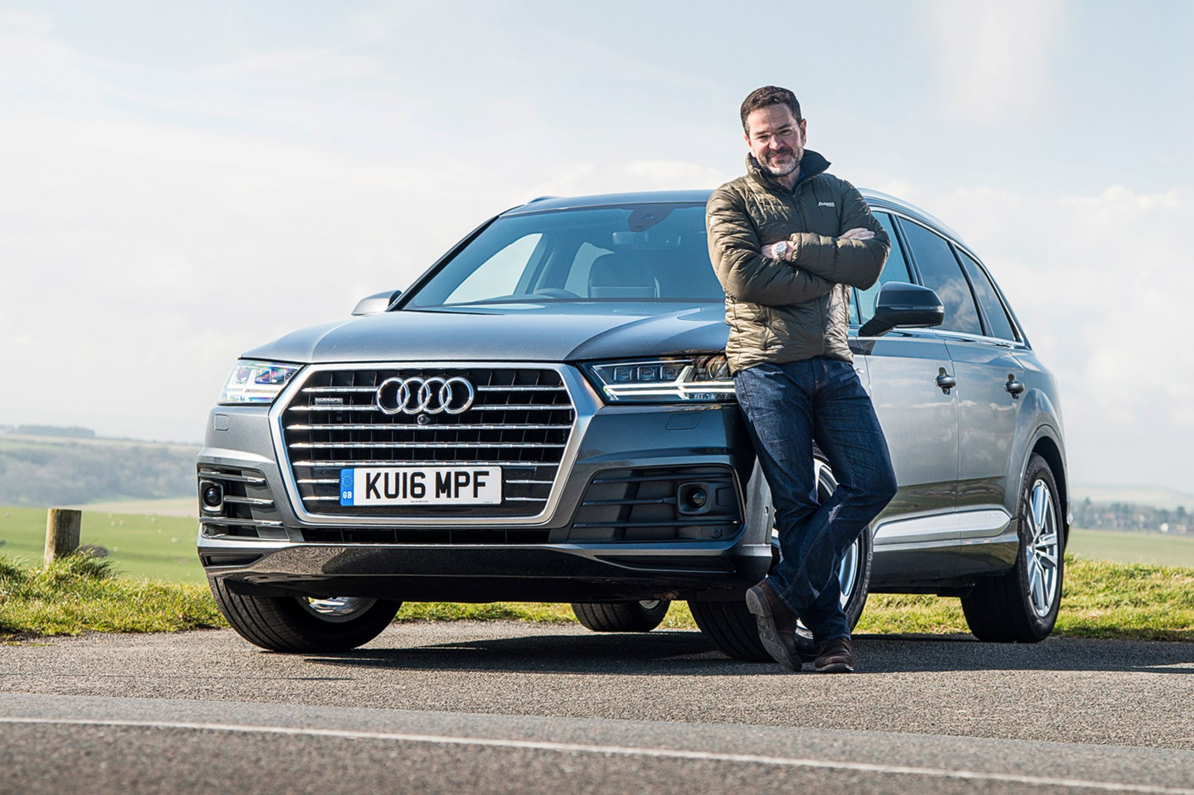 Audi Q7 (2017) long-term test review by CAR Magazine