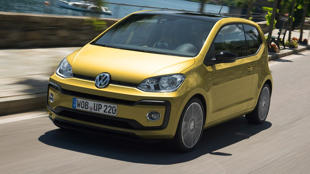 VW Up 1 0 TSI 90 (2016) review | CAR Magazine