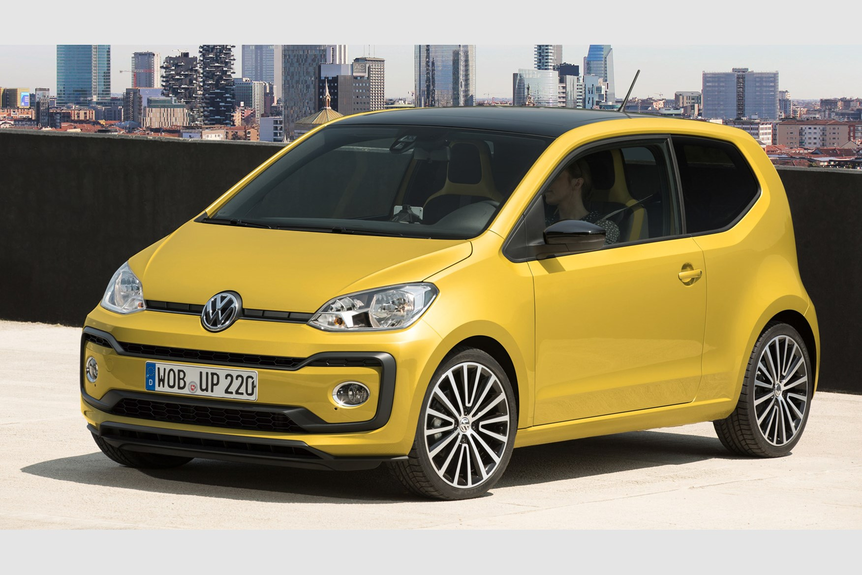 vw up 1 0 tsi 90  2016  review