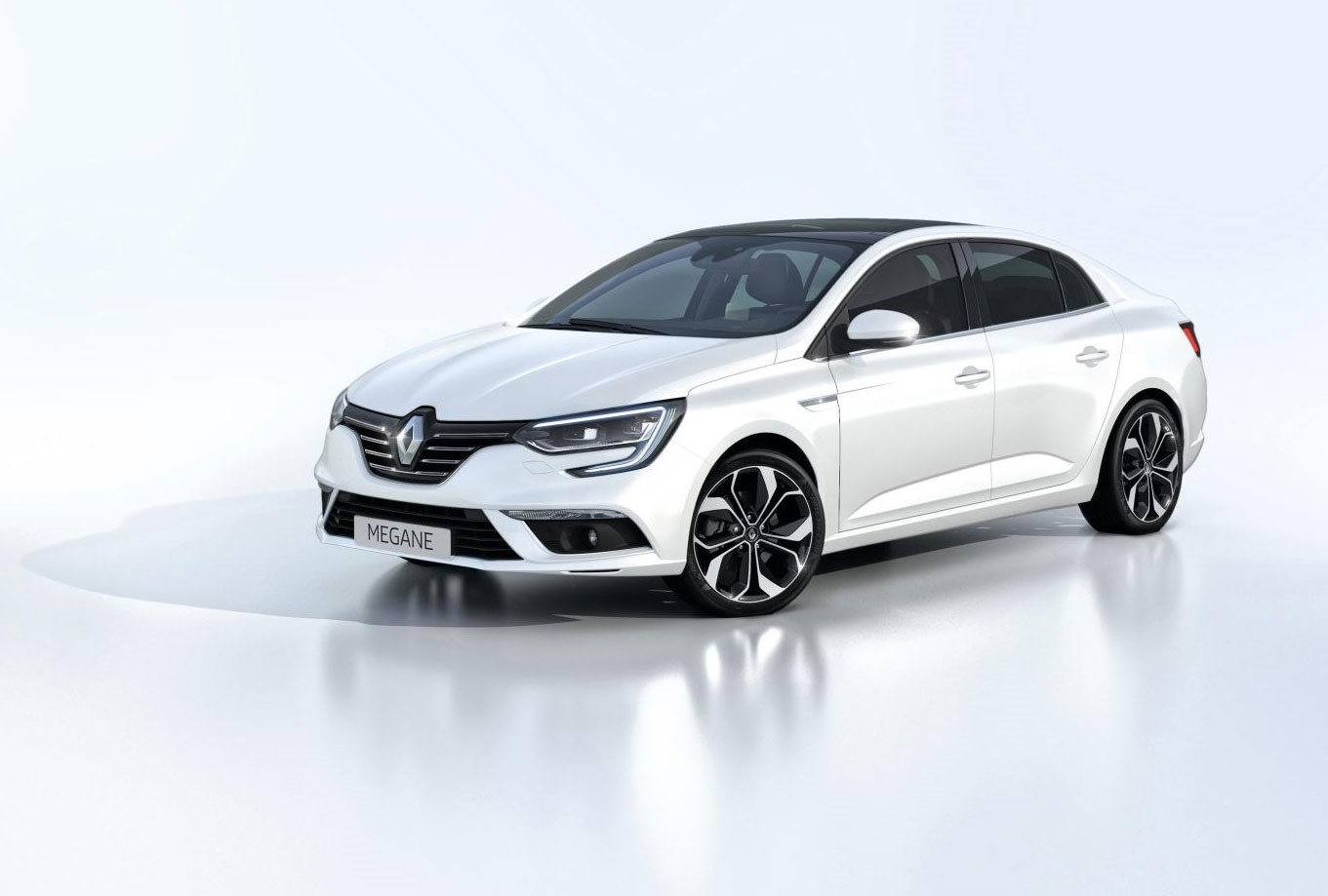 renault megane grand coupe adds dash of panache but not. Black Bedroom Furniture Sets. Home Design Ideas