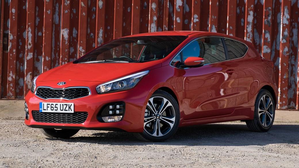 Kia Proceed 1.0 T-GDi GT-Line (2016) review by CAR Magazine