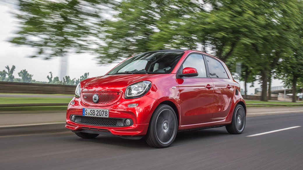 The New 2016 Smart Forfour Brabus Car Review