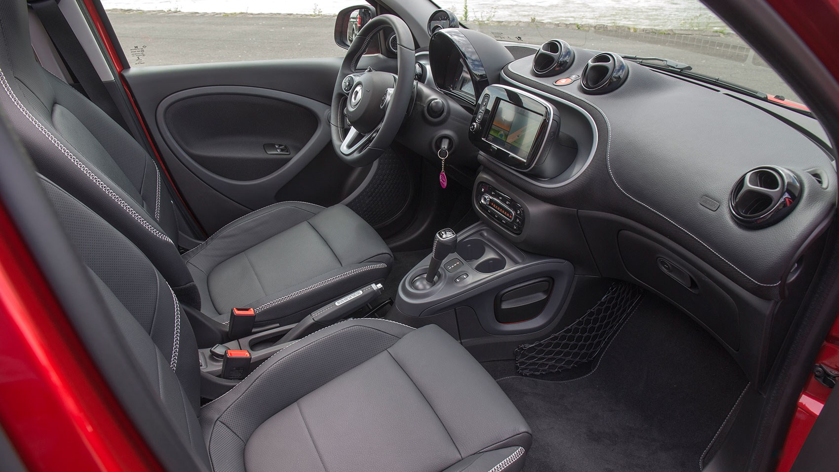 smart forfour brabus 2016 review car magazine. Black Bedroom Furniture Sets. Home Design Ideas