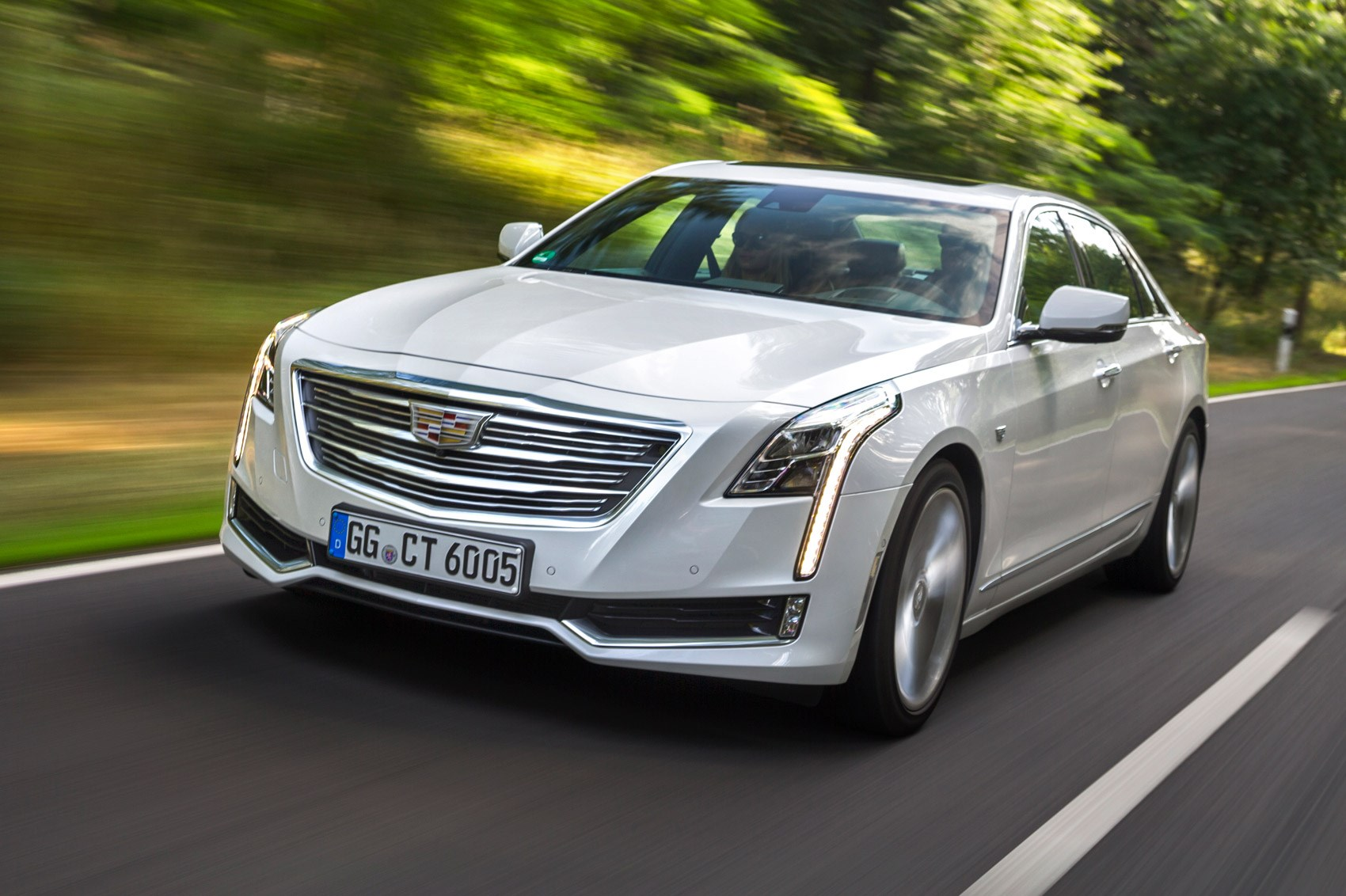 Ford Lease Deals Ct >> Cadillac CT6 Platinum (2016) review by CAR Magazine