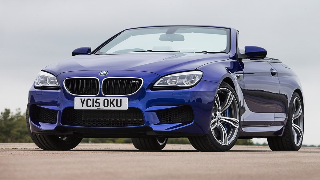 Superb 2016 BMW M6 Convertible