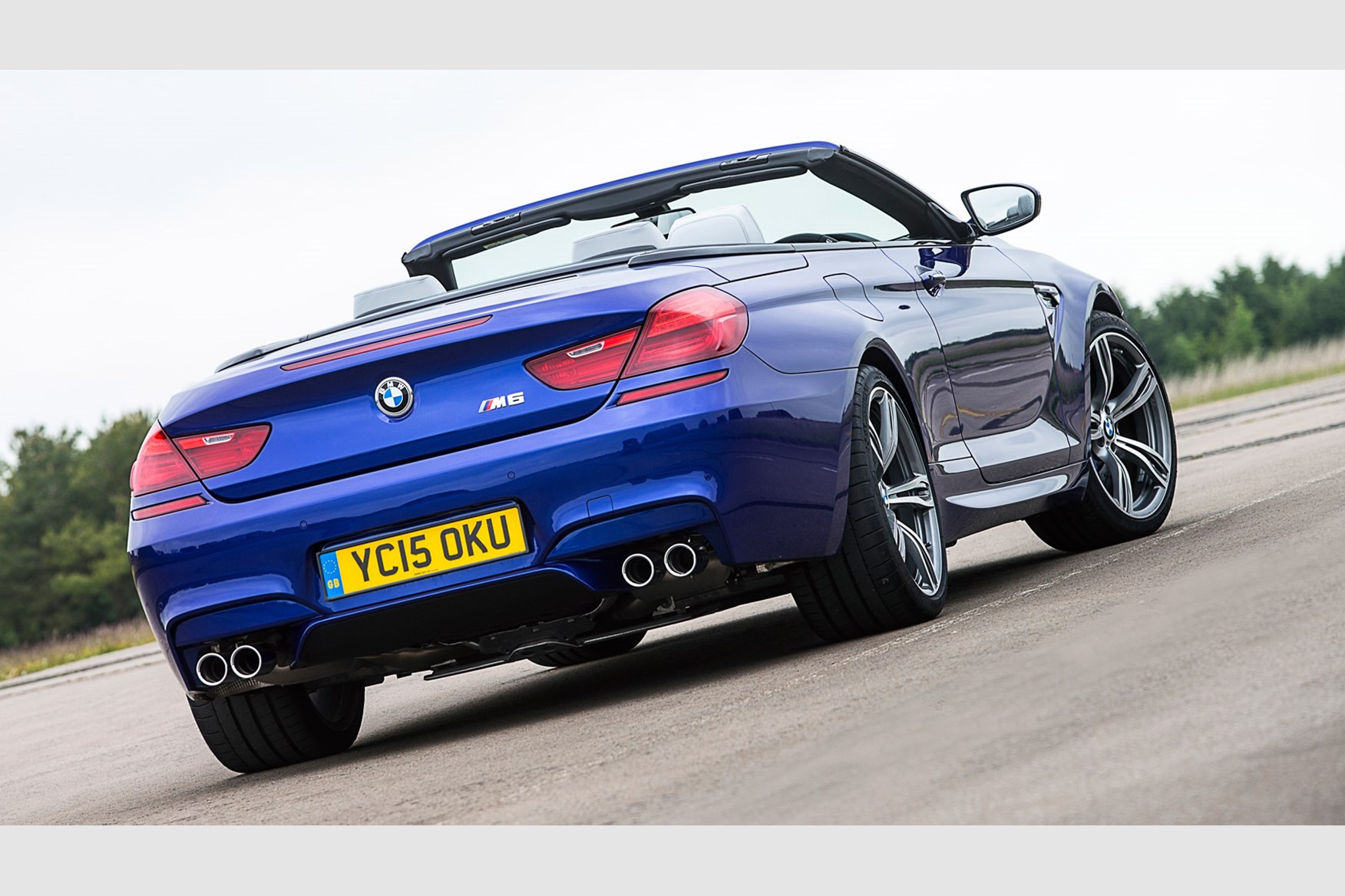 bmw m6 convertible  2016  review