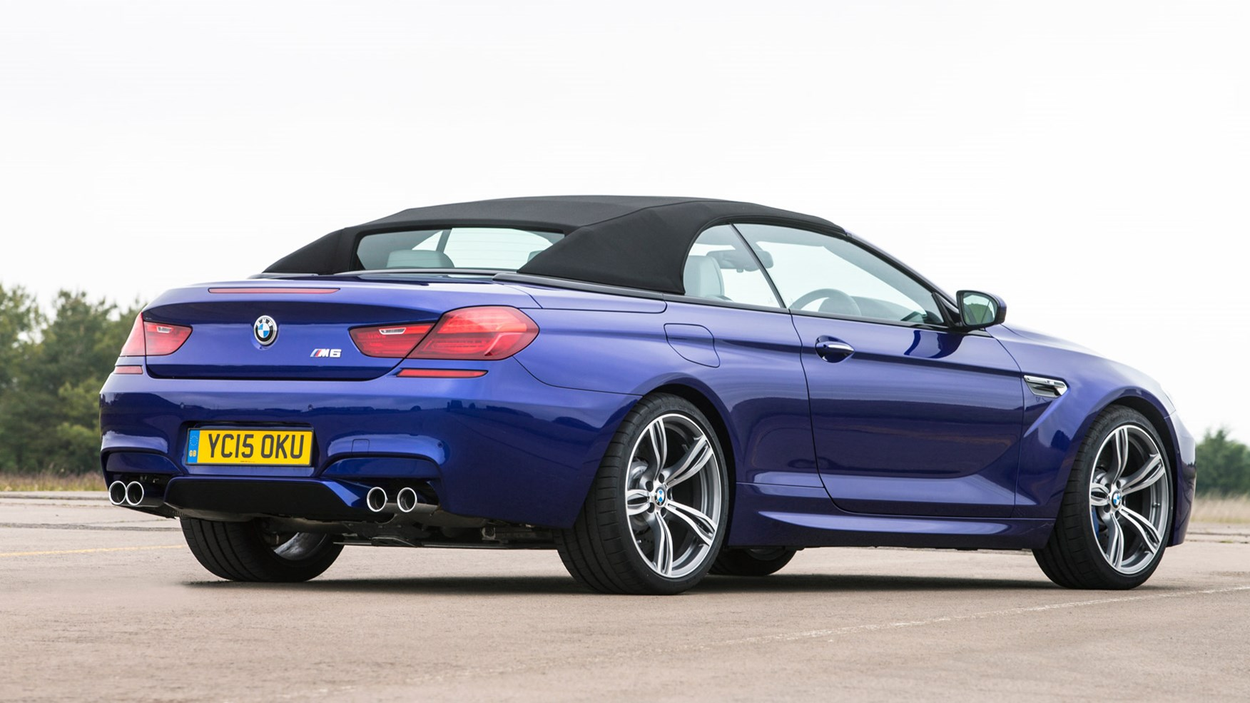 Bmw M6 Convertible 2016 Review By Car Magazine