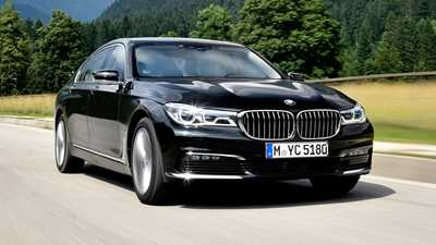 BMW 7 Series 740Le XDrive IPerformance 2016 Review