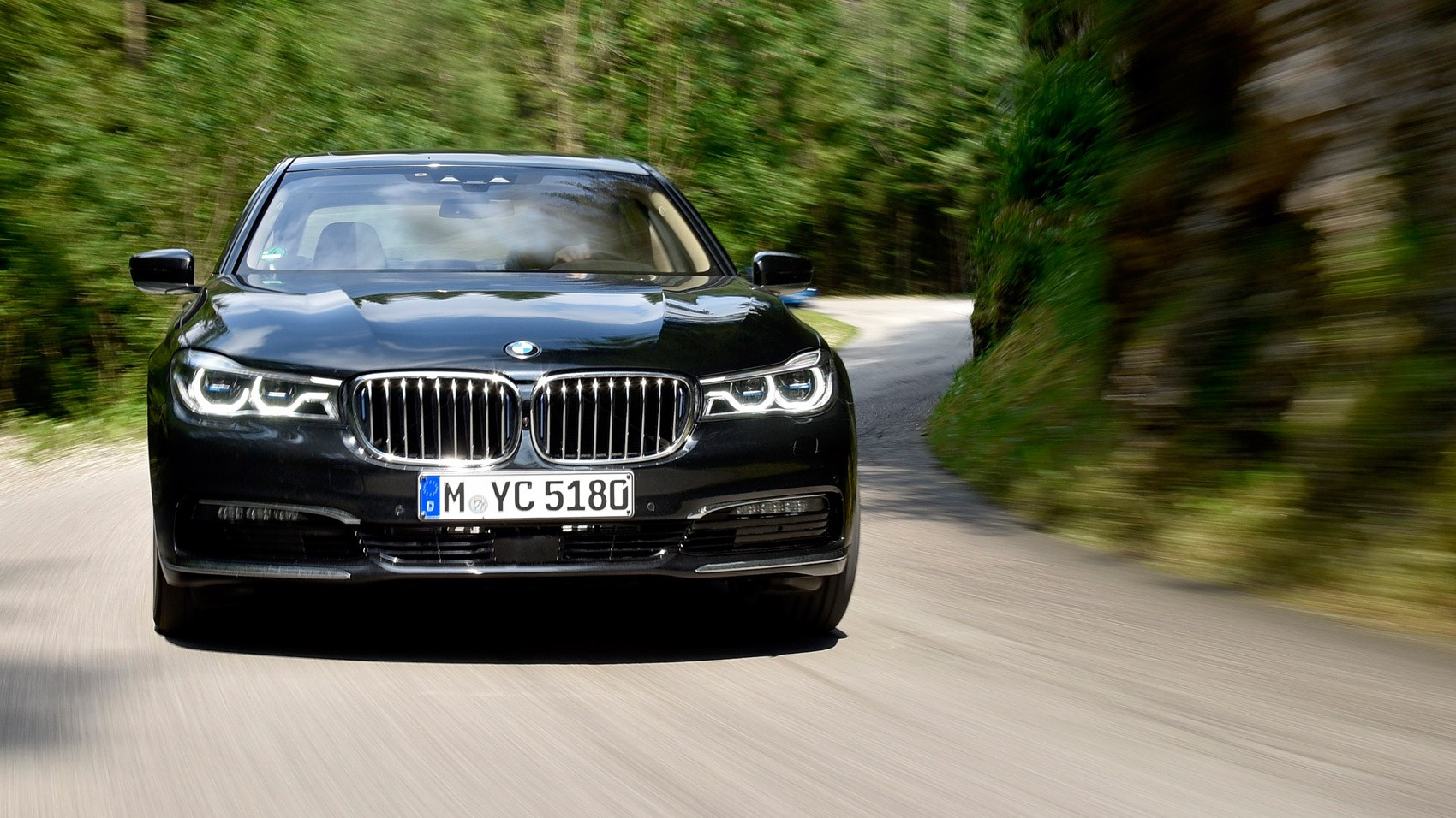 BMW 7 Series 740Le XDrive IPerformance