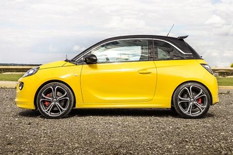 2016 Vauxhall Adam S long-term test