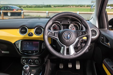 2016 Vauxhall Adam S