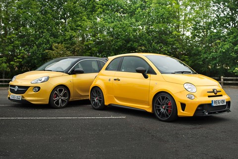 Vauxhall Adam S 2017 Long Term Test Review By Car Magazine