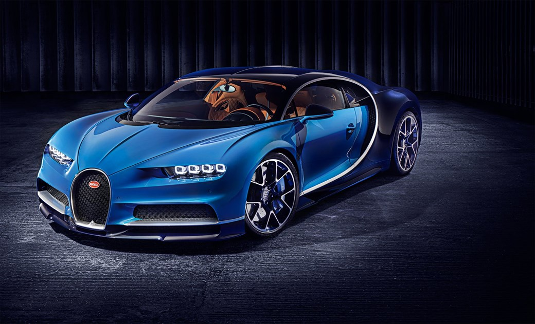 not your average car showroom: bugatti opens flagship store in