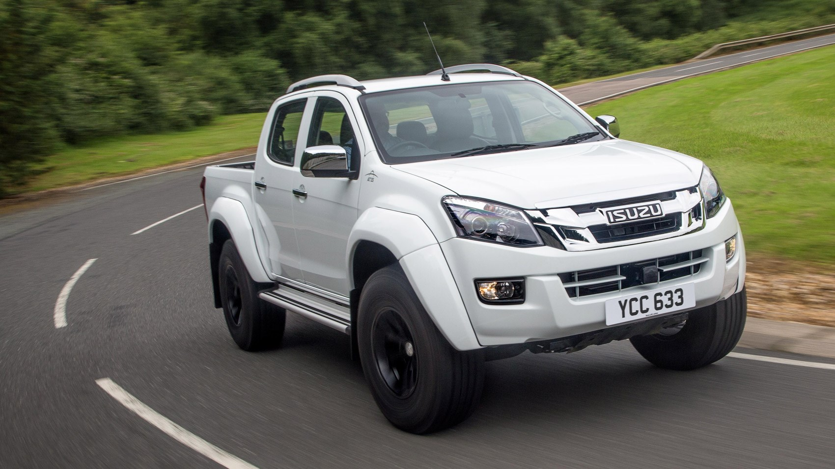 2016 Ford Ranger >> Isuzu D-Max Arctic Trucks AT35 (2016) review | CAR Magazine