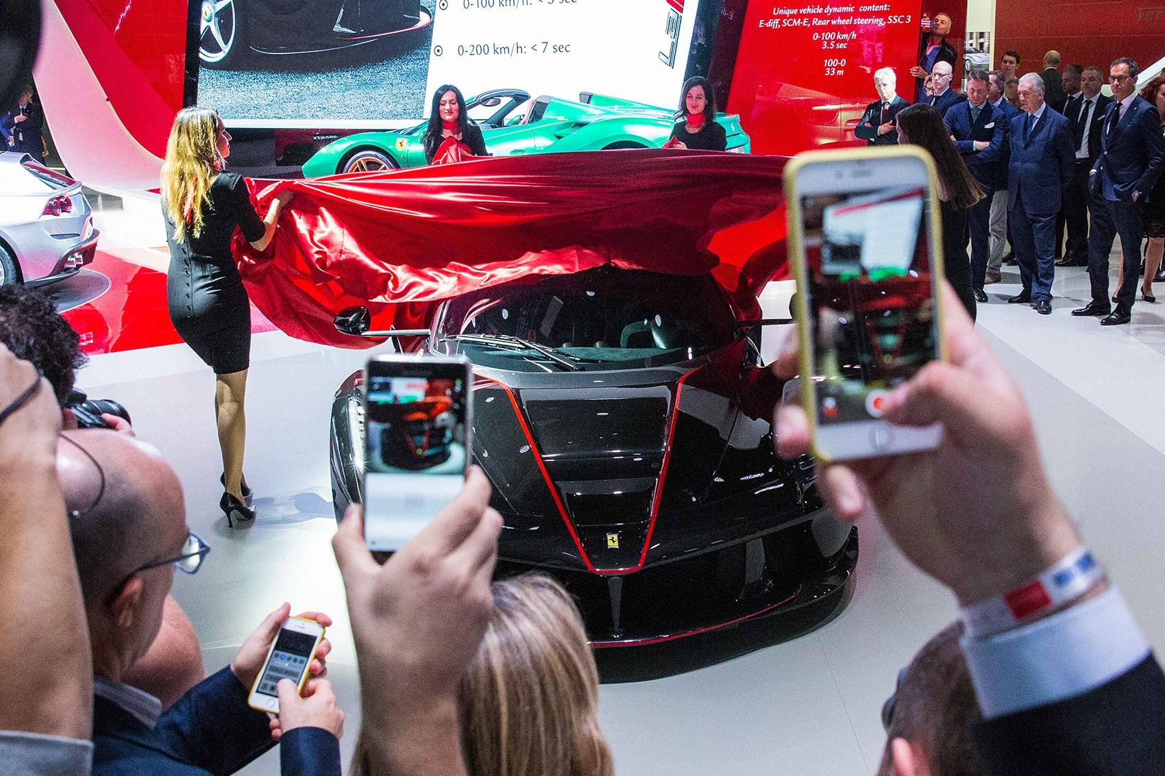 Paris Motor Show Reviews, Specs, Prices, Photos And Videos ...