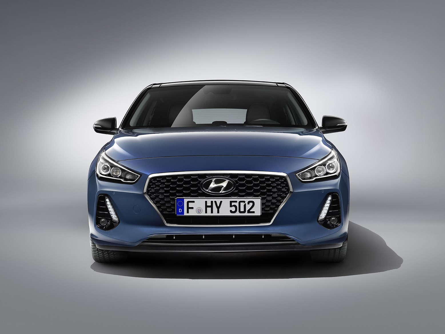 big launches at paris motor show 2016 the new hyundai i30 looking more european than ever