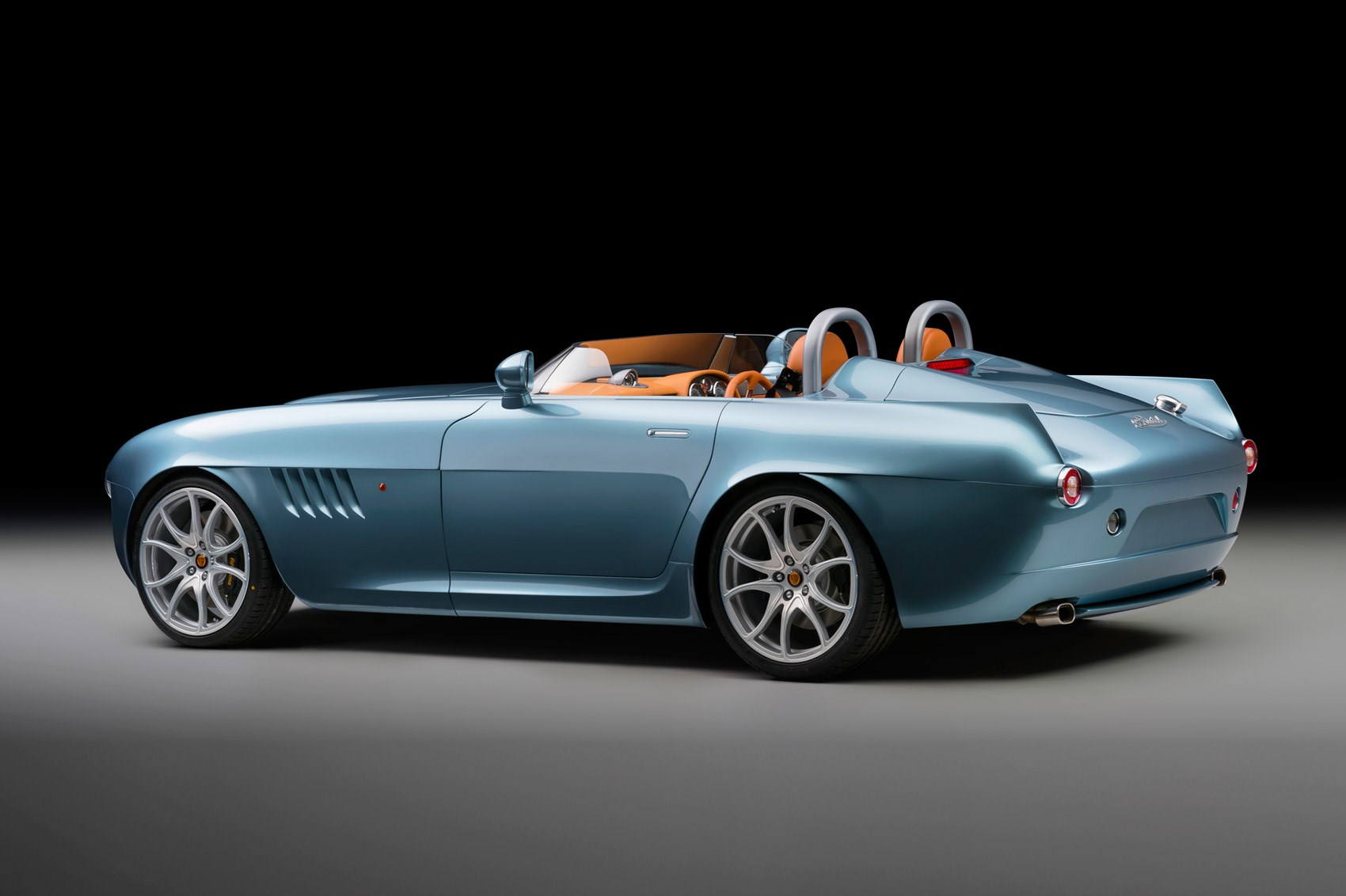 Bristol Reloads With New Bullet Speedster By Car Magazine