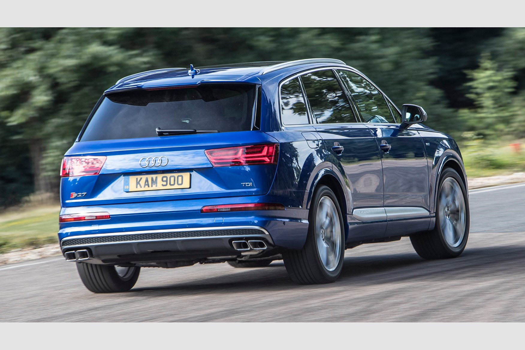 audi sq7 tdi  2016  uk review by car magazine