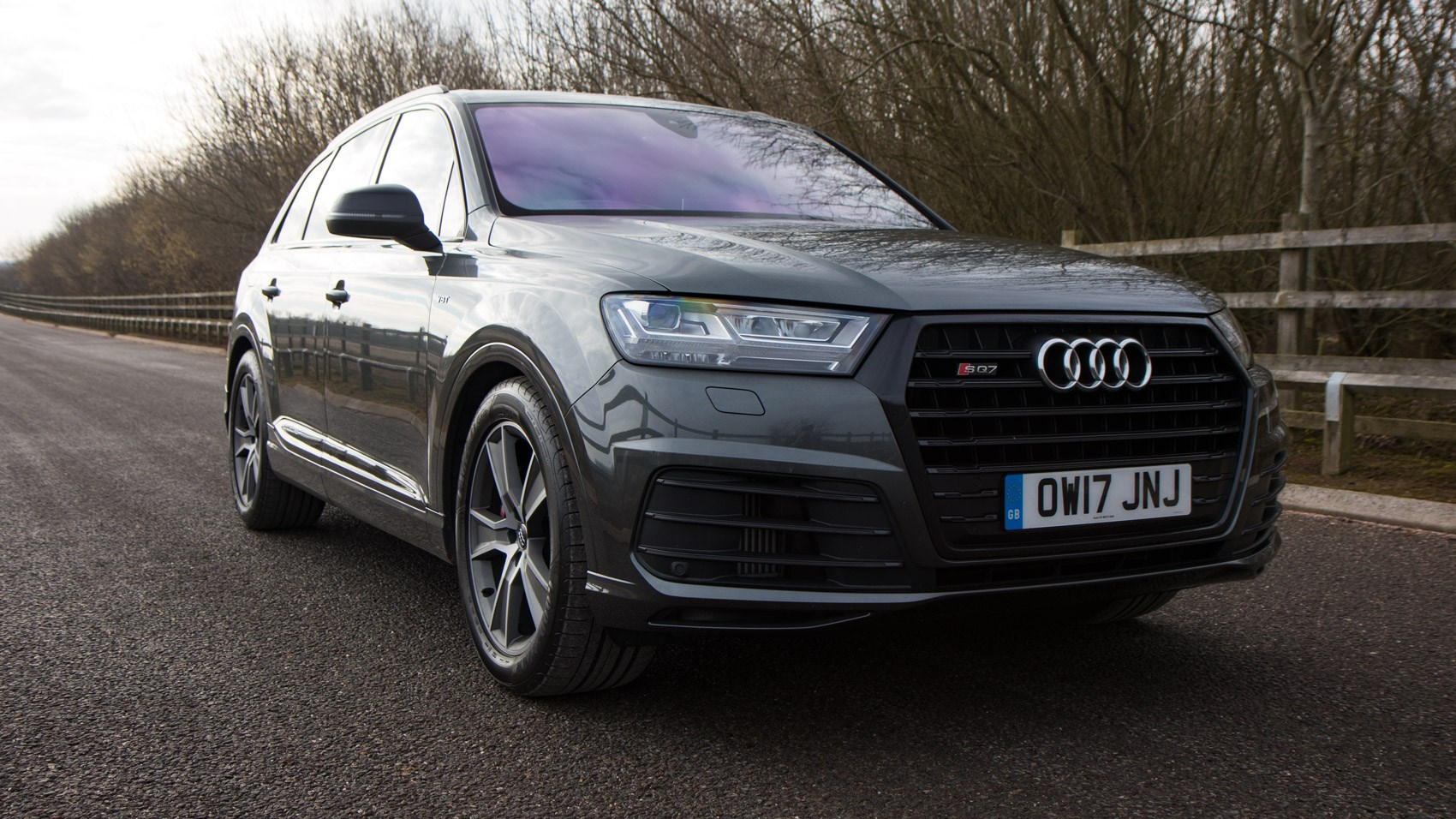 Range Rover Sport Lease >> New Audi SQ7 review: physics-bending fun with cutting edge ...
