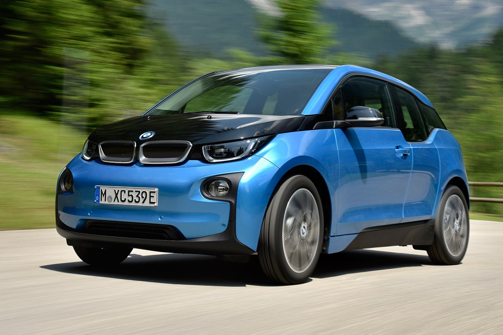 bmw i3 94ah 2016 review by car magazine. Black Bedroom Furniture Sets. Home Design Ideas