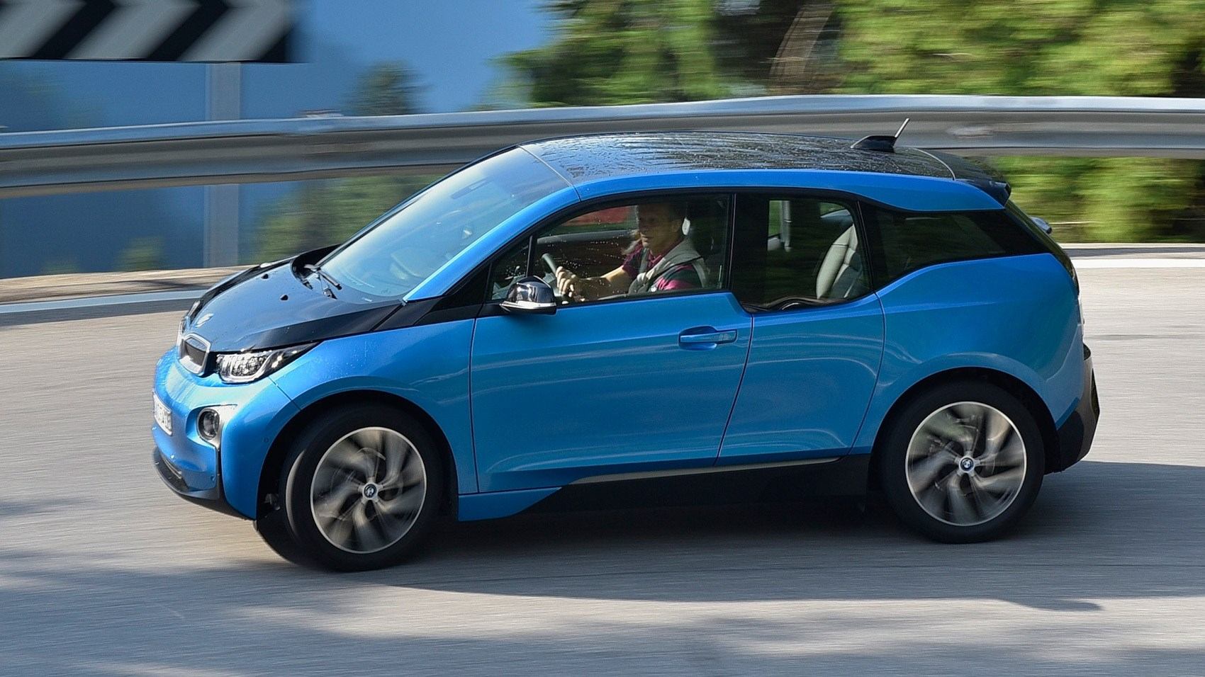 Bmw I3 94ah 2016 Review Car Magazine