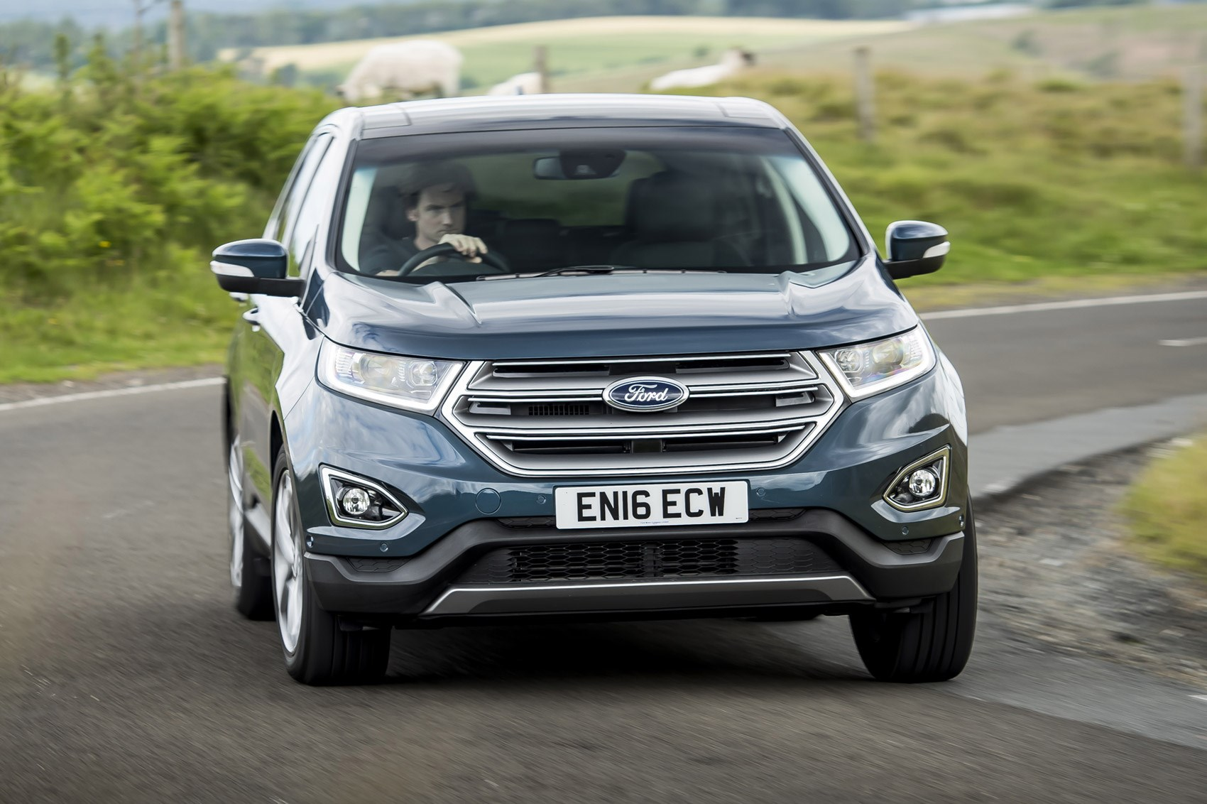 Ford Edge   Titanium Powershift  Uk Review