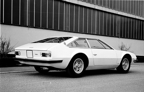 The original Lamborghini Espada