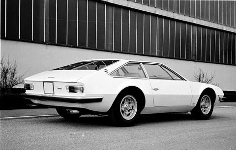 The original Lamborghini Espada
