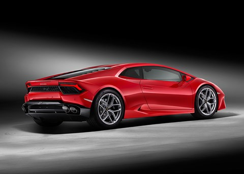 Today's Lambo Huracan: will it be repositioned?