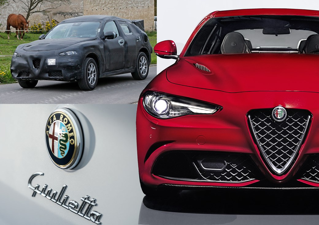 alfa romeo's future: crossovers, estates, hatchbacks - but no new